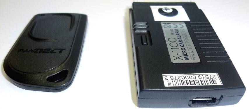 Метка автосигнализации Pandect X-1000