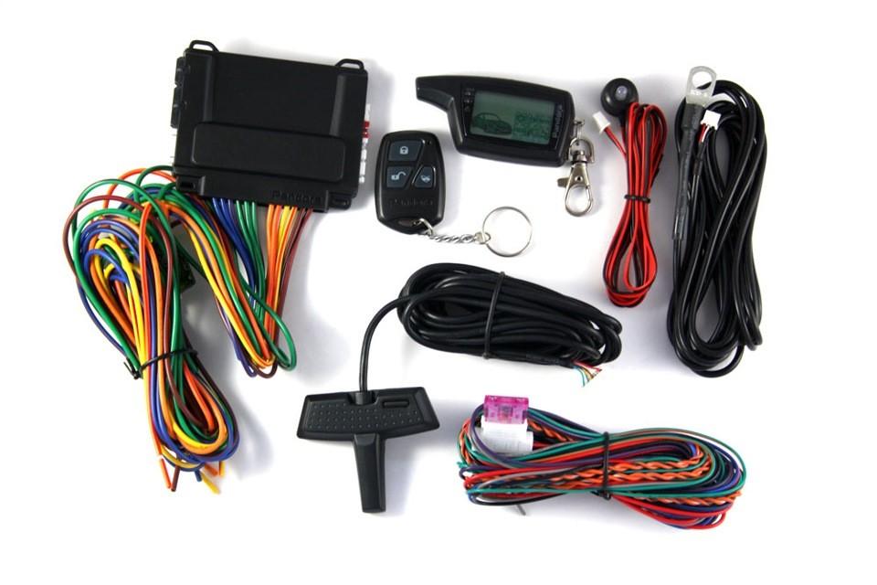 Комплектация автосигнализации Pandora LX 3055