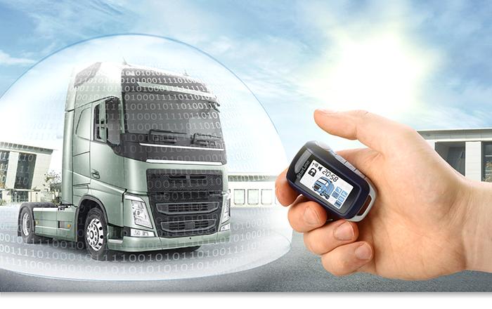 Сигнализация Starline T94 для грузовых атвомобилей