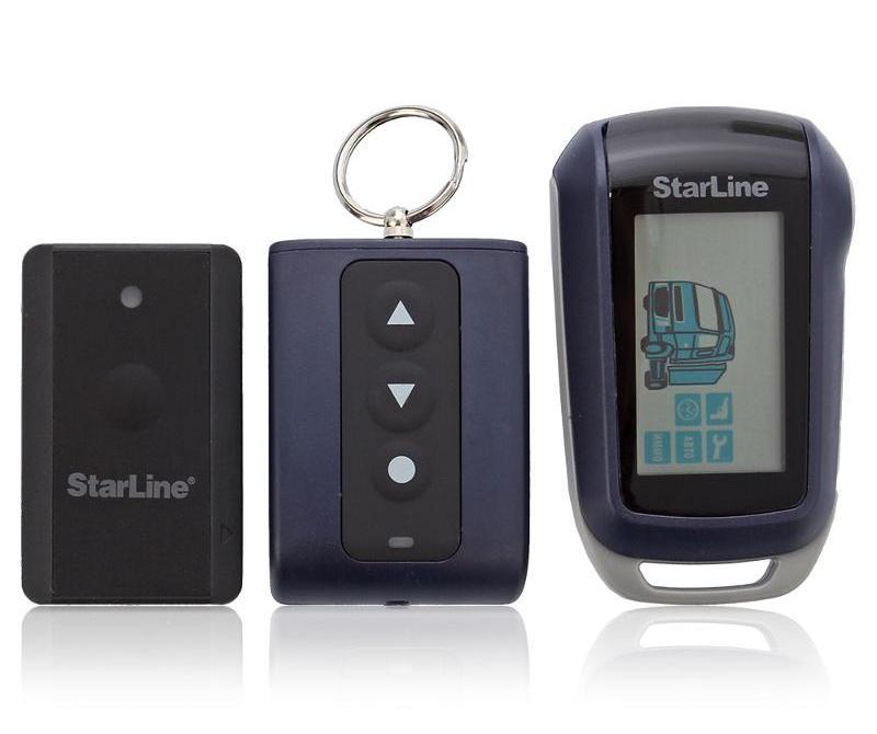 Брелок для сигнализации Starline T94 GSM/GPS