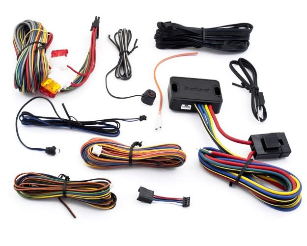 Комплектация автосигнализации Straline E90 GSM