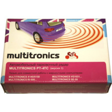 Multitronics PT-4TC парктроник (черный)