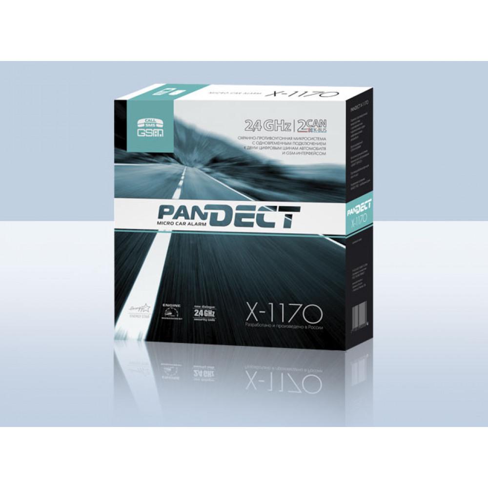 Автосигнализация Pandect X-1170