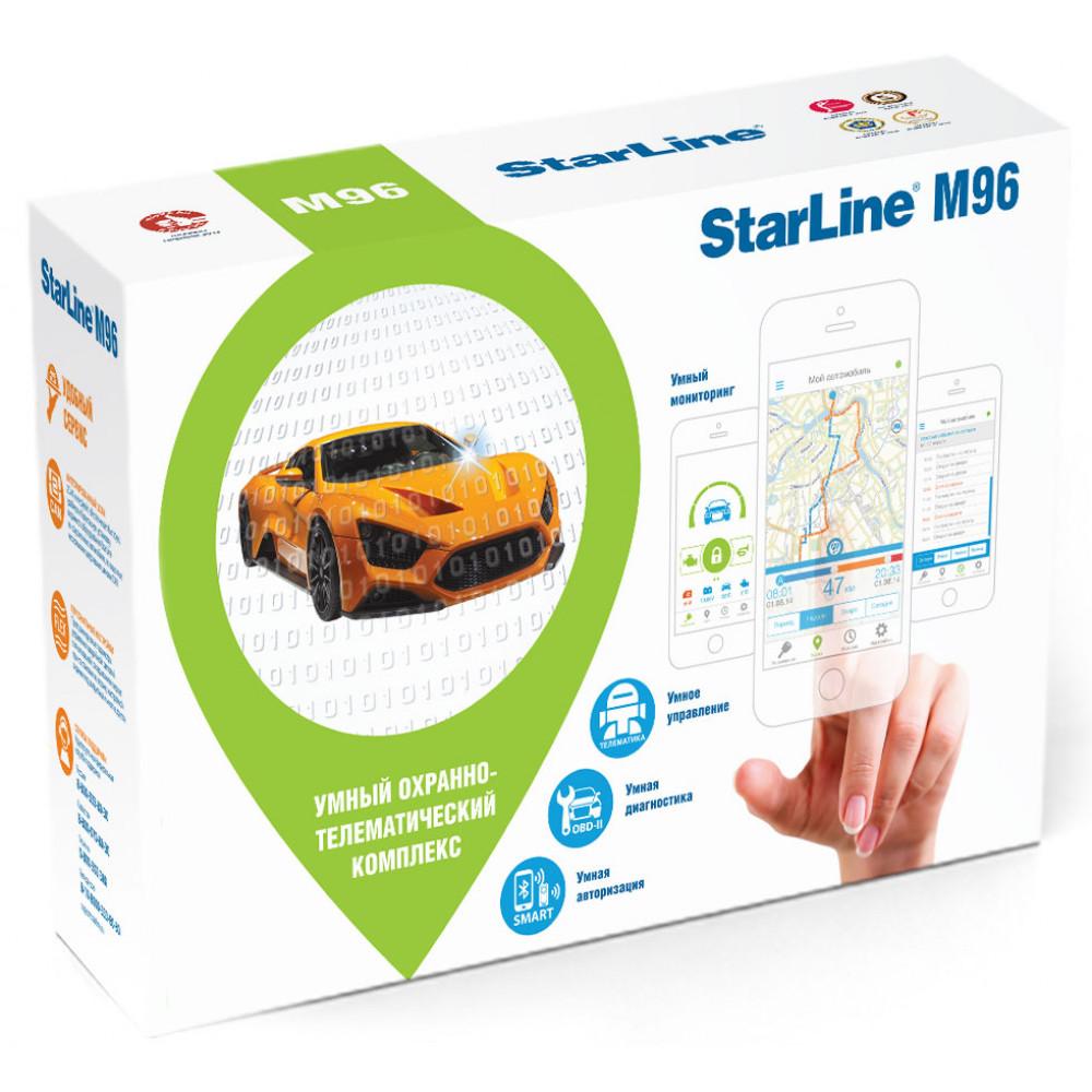 Сигнализация StarLine M96 L