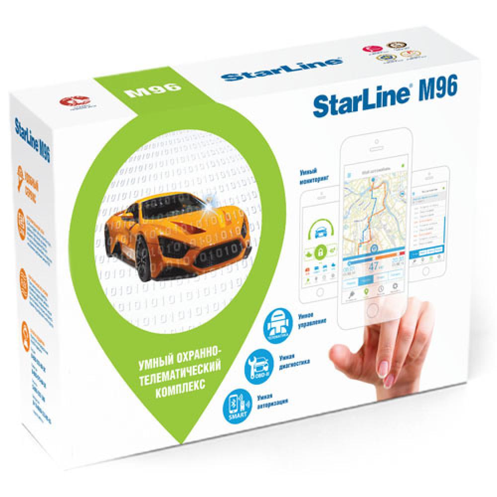 Сигнализация StarLine M96 XL